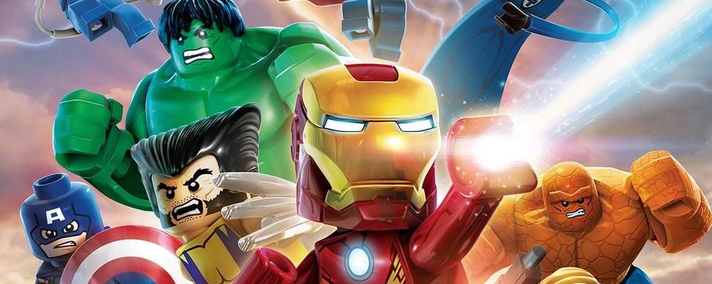 Lego Marvel Super Heroes: Neue Helden, altes Spielprinzip