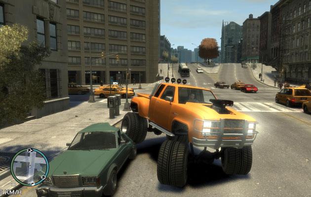 GTA 4 – Grand Theft Auto IV
