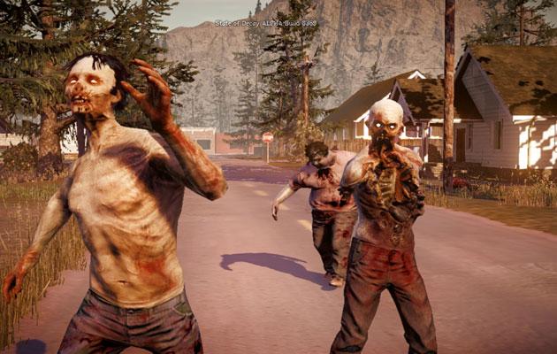 State of Decay – Die Vereinigten Staaten von Zombieland