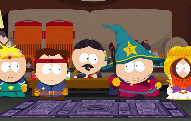 Eine wichtigsten RPGs: South Park