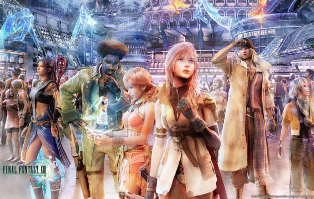 Kurze Beschreidung: Final Fantasy 13