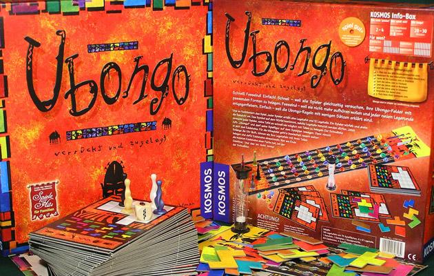 Das Spiel: Ubongo