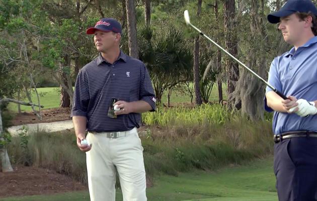 Das Spiel: World Golf Tour
